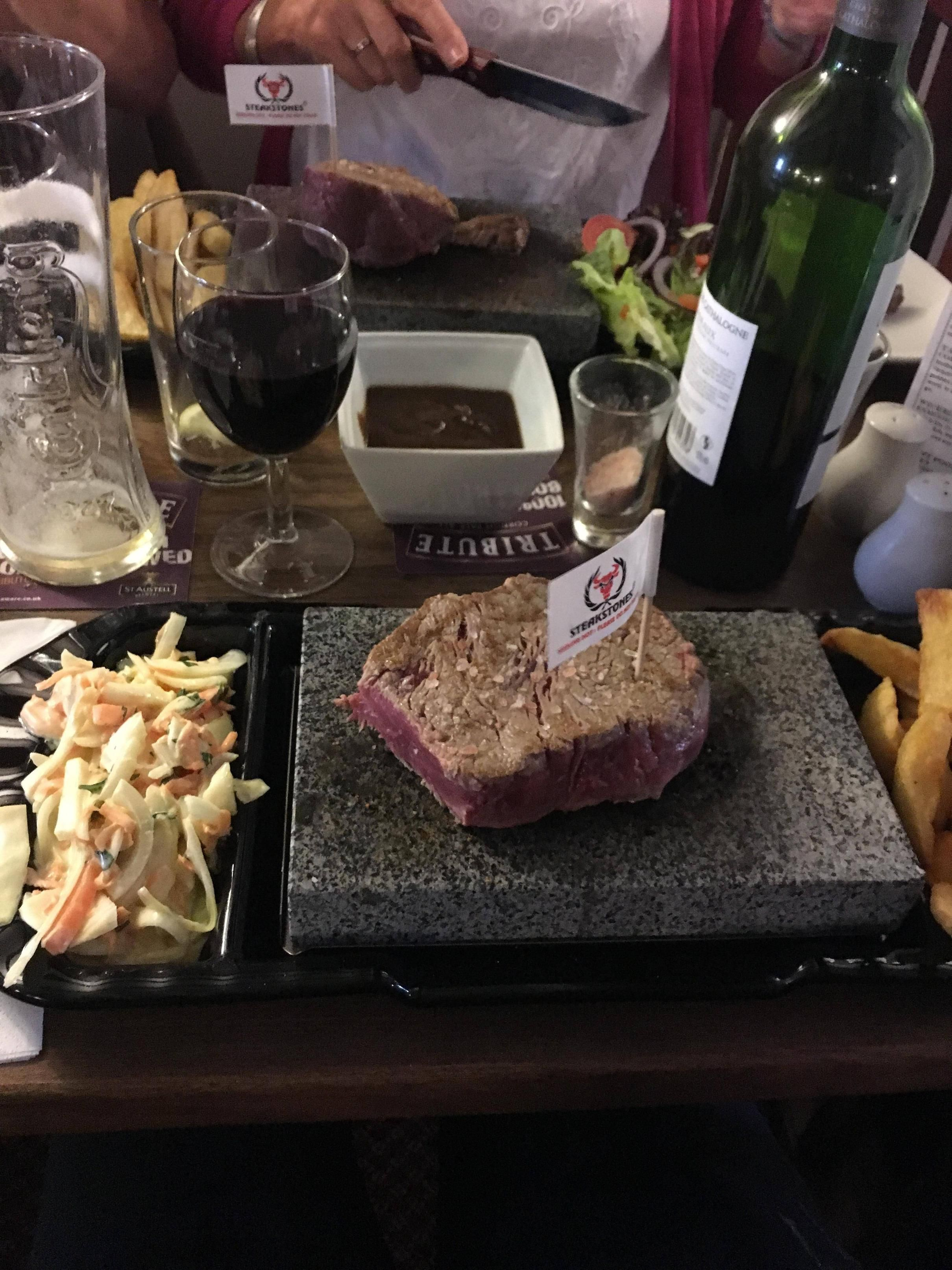Restaurant Where You Cook Your Own Steak I Loved It 1334x750 See Http Www Clybro For More