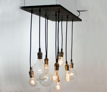 Urban Chandelier | แต่งบ้าน, ดีไซน์, การจัดแสง