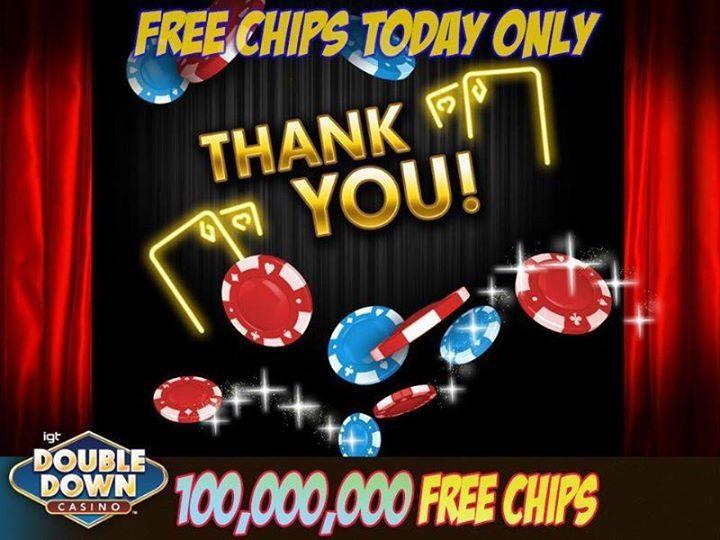 double down casino million chip codes