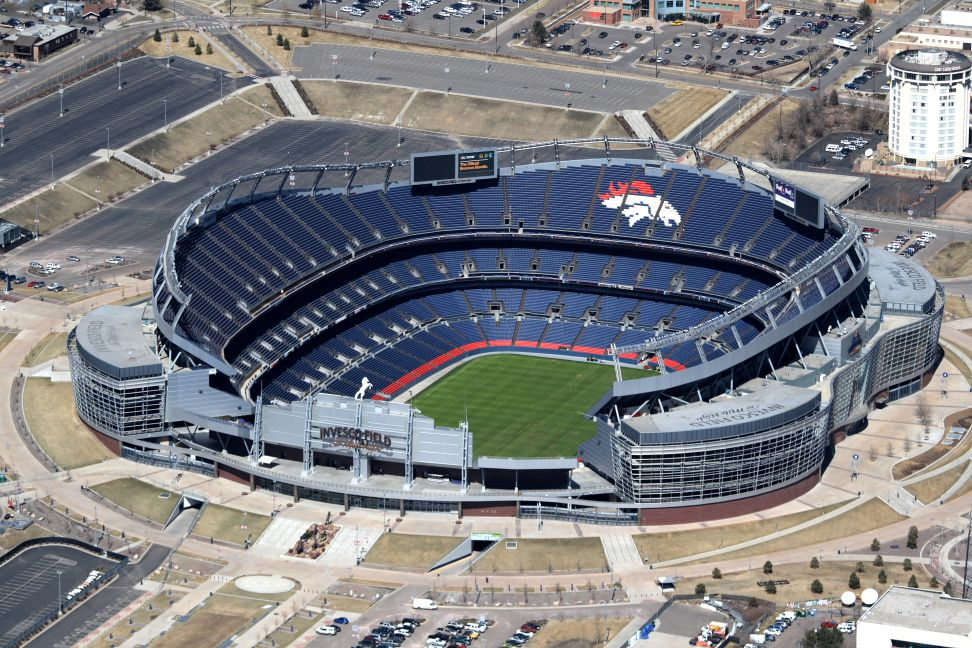 Is America Addicted To Building New Sports Stadiums? New