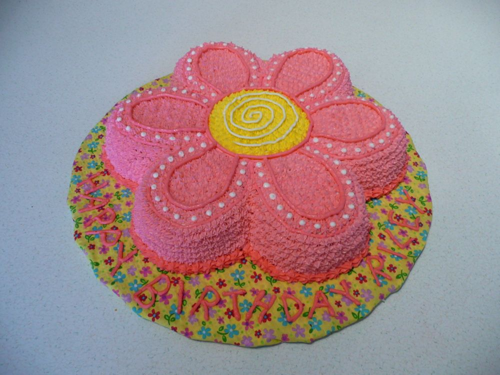 Flower Cake Cake Flowers Cake And Birthday Cakes