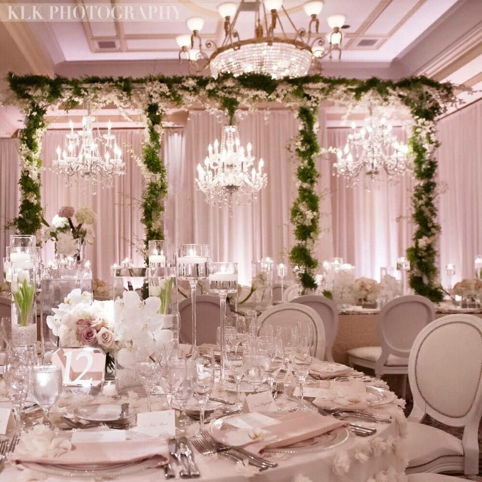 Light Pink Wedding Decorations | Wedding Ideas