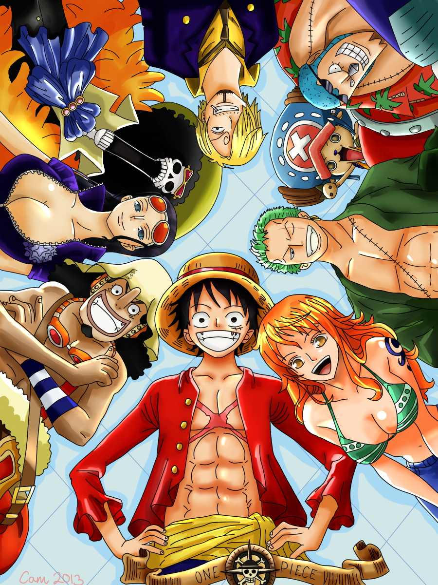 What Are Your Thoughts On The One Piece Anime After The Time Skip R Onepiece One Piece Anime One Piece Crew Anime