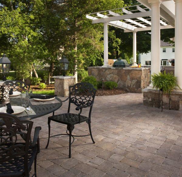Belgard Backyard Outdoor Shade, Backyard Creations Patio Furniture
