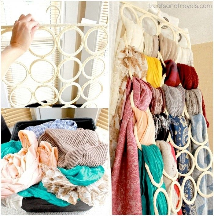 15 Bedroom Closet Hacks You Need In Your Life is part of bedroom Closet Hacks - There is nothing worse than getting out of bed bleary eyed in the morning, walking over to the closet and uncovering a scene which looks as if it was hit by a tornado! Having a well organized bedroom closet can cut so much hassle out of your life, not to mention lots of time too! …