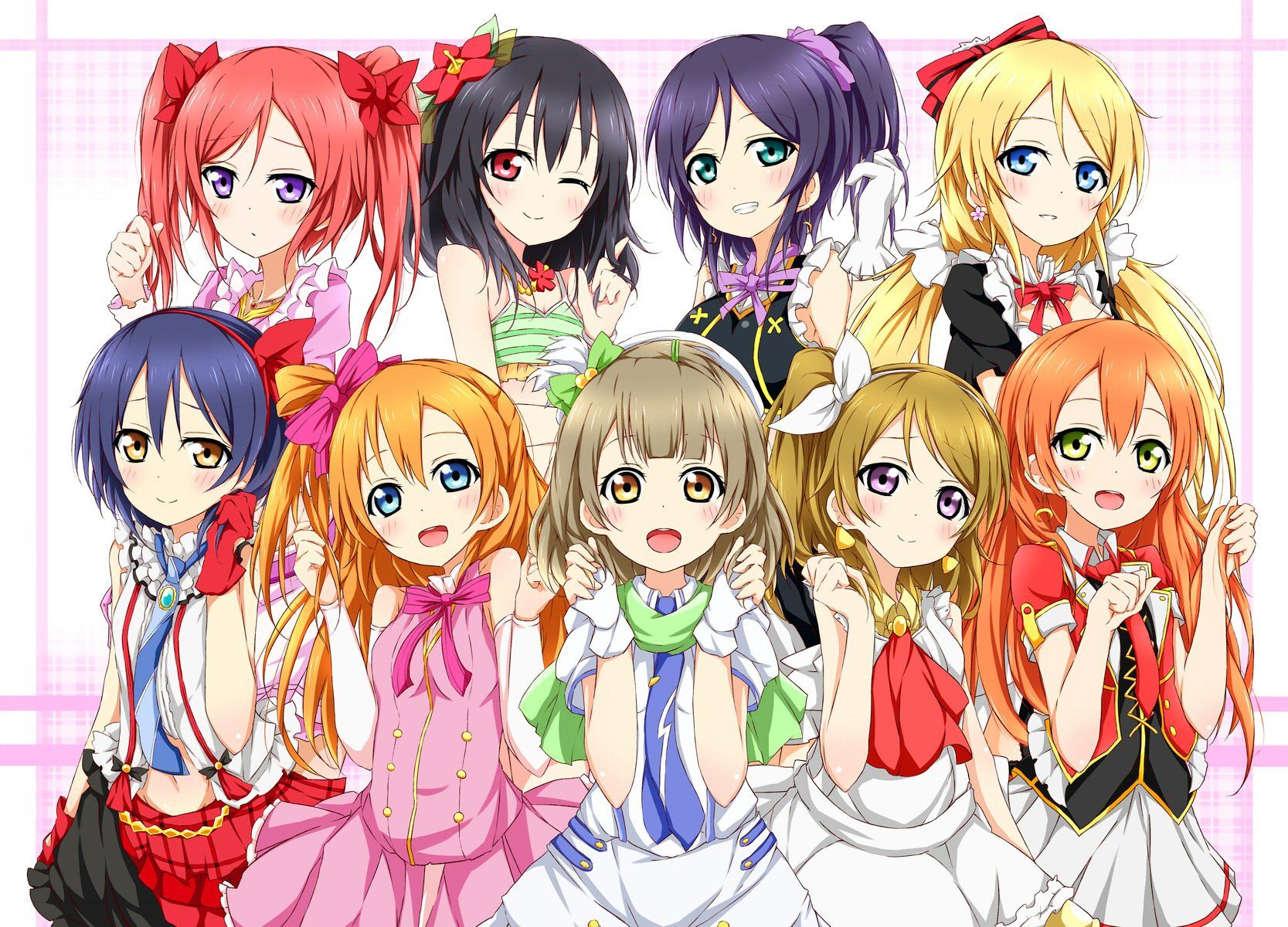 Love Live Wallpaper HD New Free App Download Android Freeware 1920x1080 Wallpapers