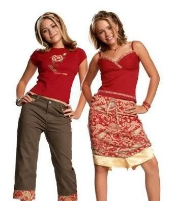 Mary Kate And Ashley 2000s