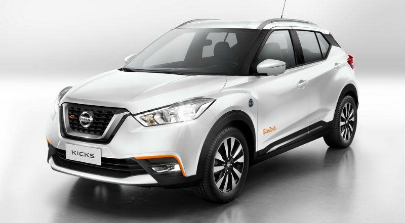 Nissan Kicks Belyj Nissan Autopartes Autos