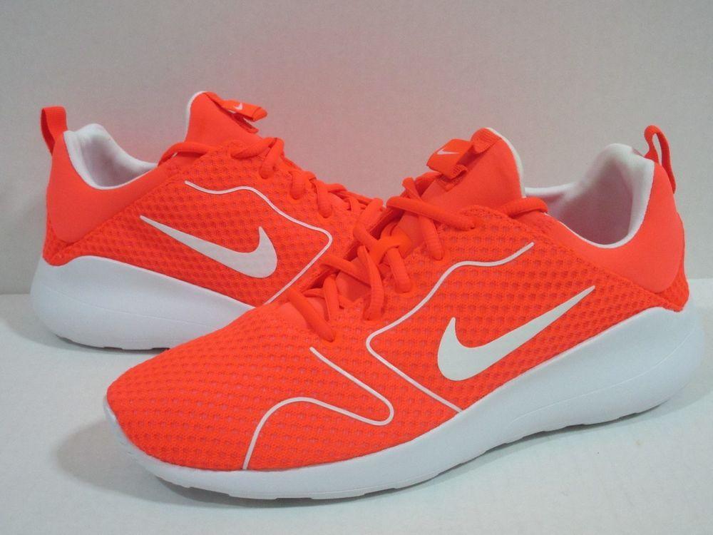 quality design bad7a f8be6 Nike Kaishi 2.0 BR Running Shoes Men s Sz.11 Total Crimson White 833457 810   Nike  RunningCrossTraining