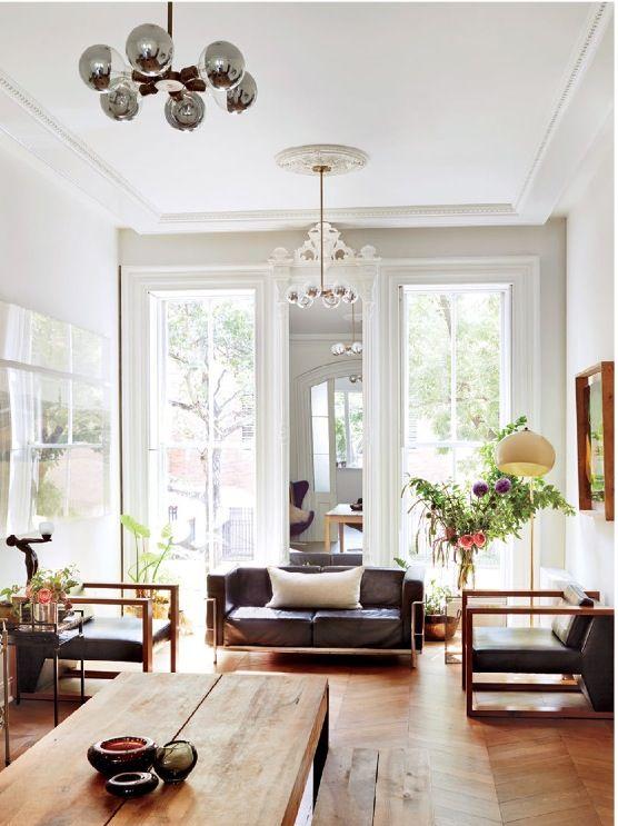 love brownstone living living rooms pinterest wohnzimmer altbauten und wohneinrichtung. Black Bedroom Furniture Sets. Home Design Ideas