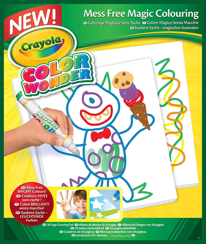 Crayola Magic Colour Mat