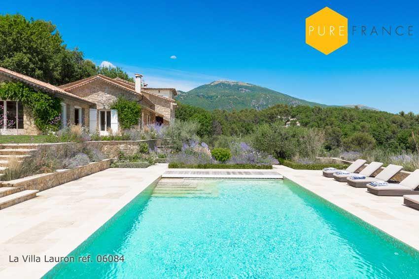 Charming Large 13m X 5m Pool At Holiday Rental Villa In Provence. See More At  Purefrance