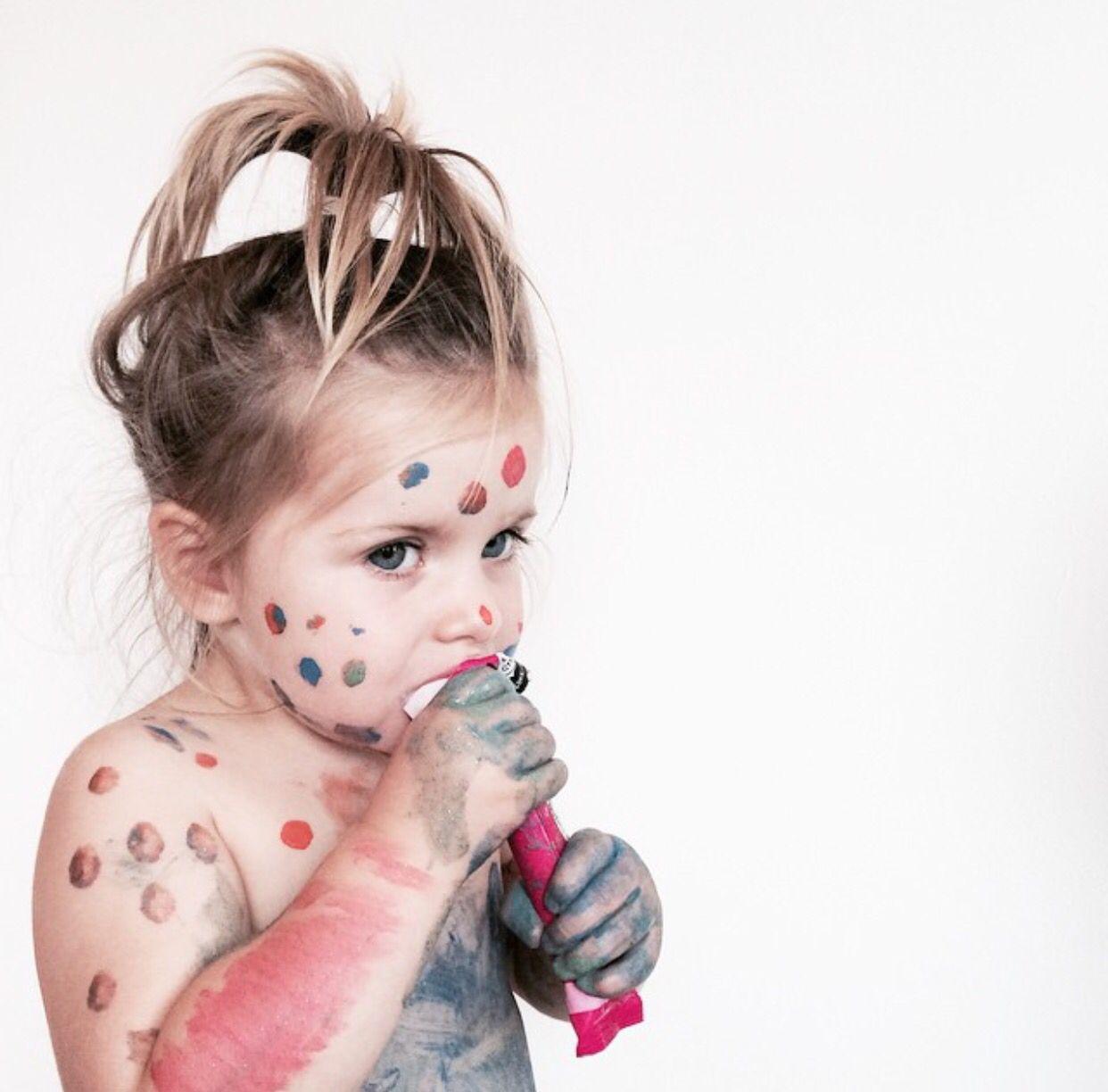yogurt pops & paint!