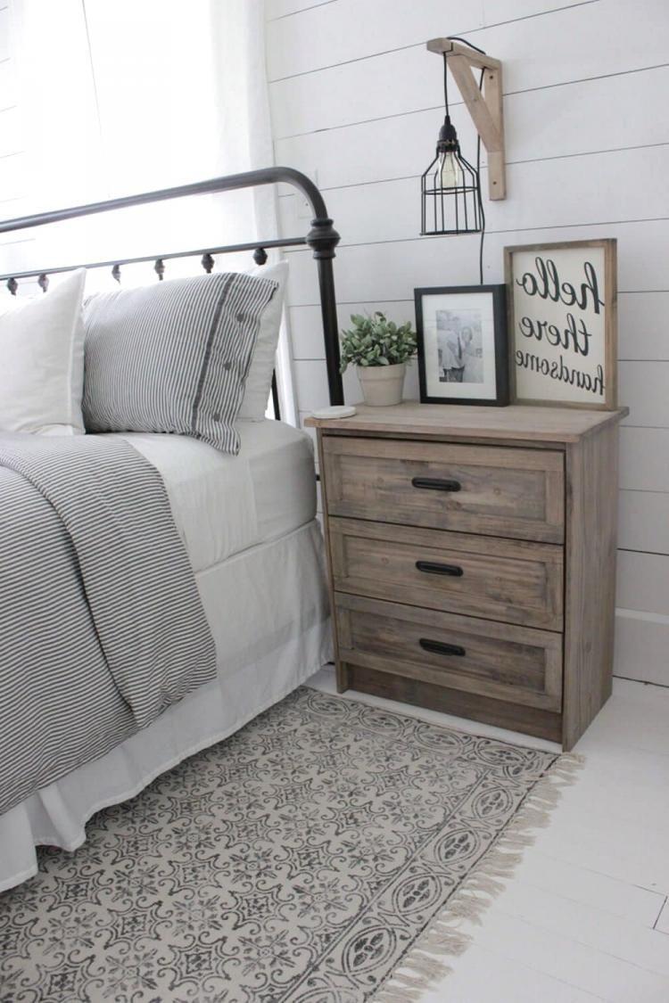 Beautiful Bedrooms: 13 Best Bedroom Ideas to Choose #modernrusticbedroom