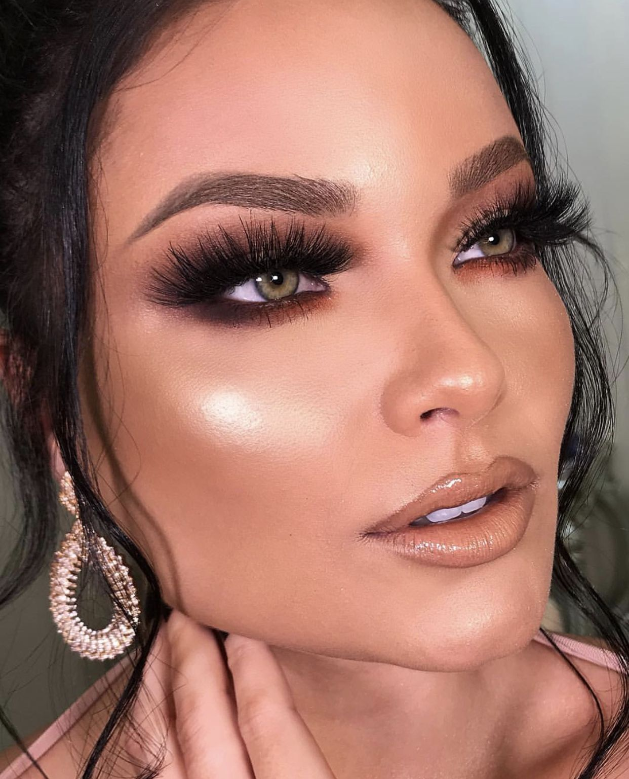 Sultry makeup image by Hessa on Makeup looks Best makeup