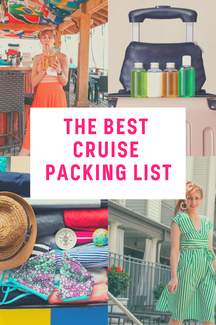 Everything You Need for a Caribbean Cruise - The Ultimate Packing List #ultimatepackinglist Everything You Need for a Caribbean Cruise - The Ultimate Packing List #ultimatepackinglist