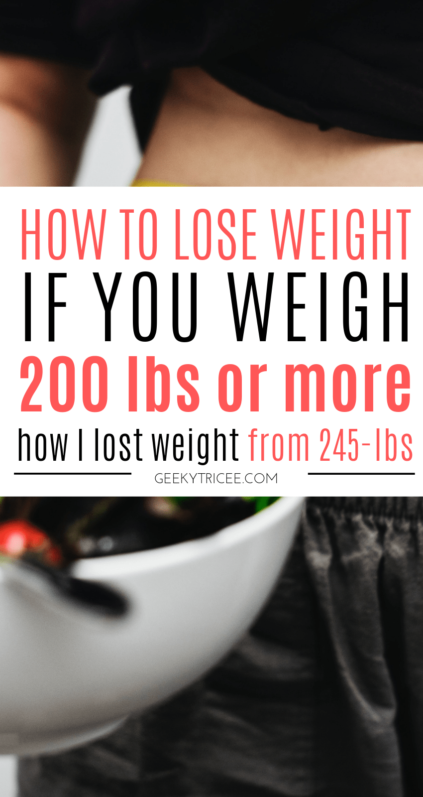 Photo of How to simply lose weight if you weigh 200 lbs or more