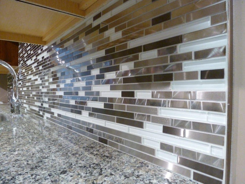 How To Install Mosaic Tile Backsplash Mosaic Tile Backsplash Glass Mosaic Tile Backsplash Tile Backsplash
