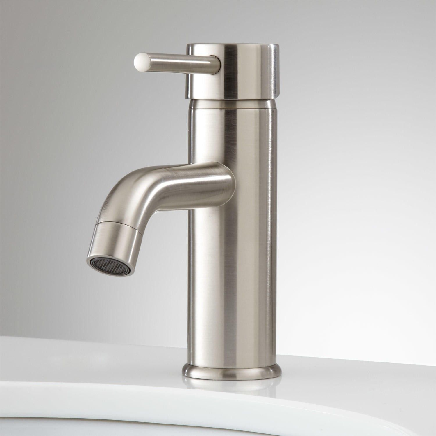 Hewitt Single Hole Bathroom Faucet With Pop Up Drain Looks Like Purist By Kohler Want To Bathroom Faucets Single Hole Bathroom Faucet Kohler Bathroom Faucet