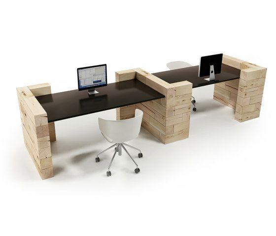 Desking Systems Heigh Adjustable Workstations Desk Systems CRAFTWAND®   Office  Desk