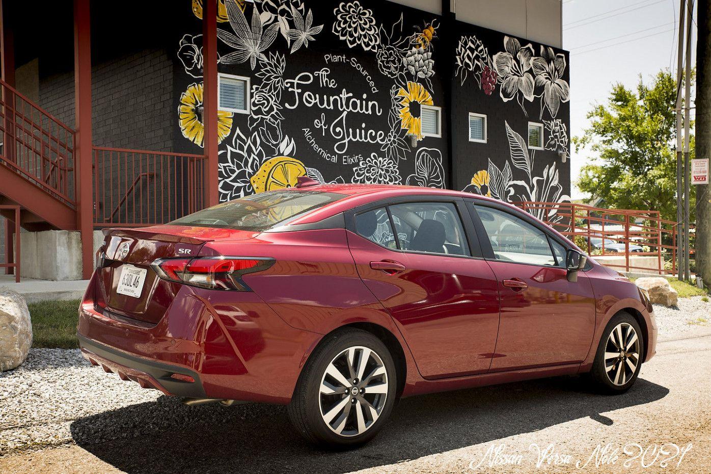 Nissan Versa Note 2021 Review In 2020 Nissan Versa Nissan Nissan Sentra