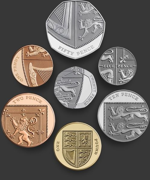 Uk Coins Coin Collecting Coin Design Old Coins