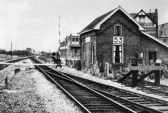 Station Wijchen Afbeelding 20 Afbeeldingen Geschiedenis Stad