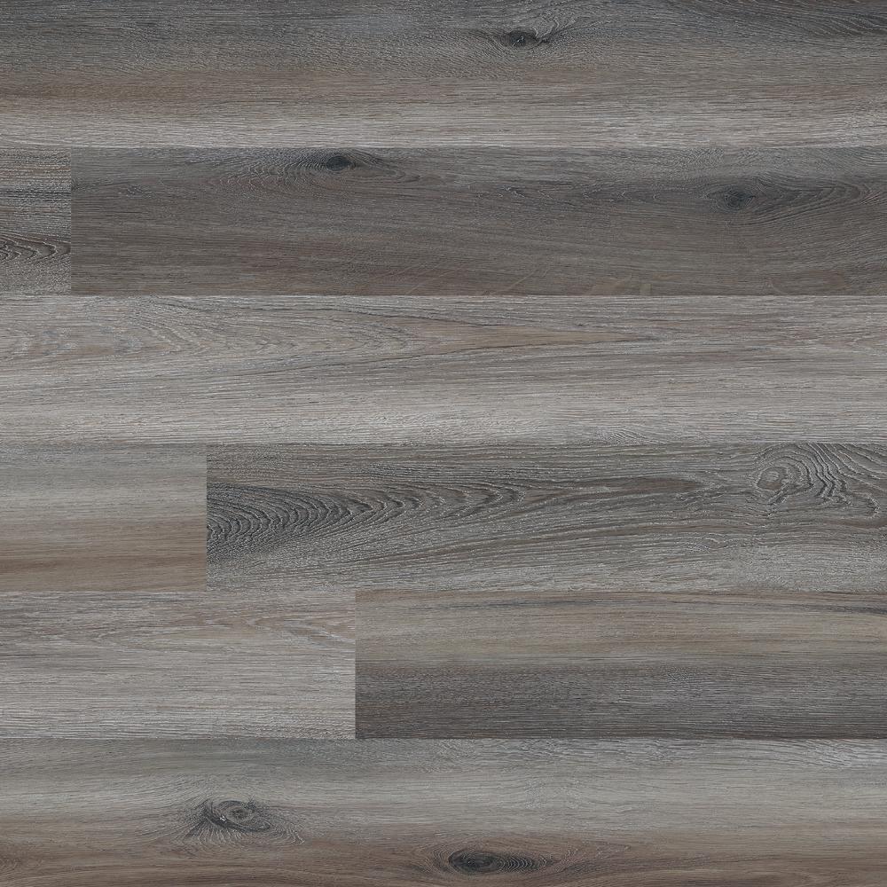 MSI Woodlett Smokey Maple 6 in. x 48 in. Glue Down Luxury