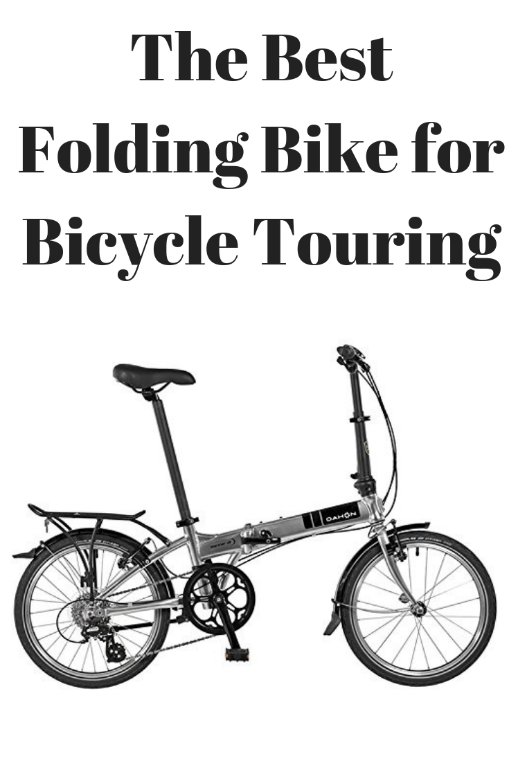 What Is The Best Folding Bike For Touring