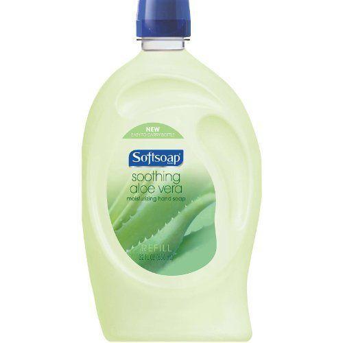 Amazon Com Moisturizing Liquid Hand Soap With Aloe Vera Refill 32 Oz 10 58 Http Www Amazon Com Gp Pro Moisturizing Hand Soap Softsoap Liquid Hand Soap