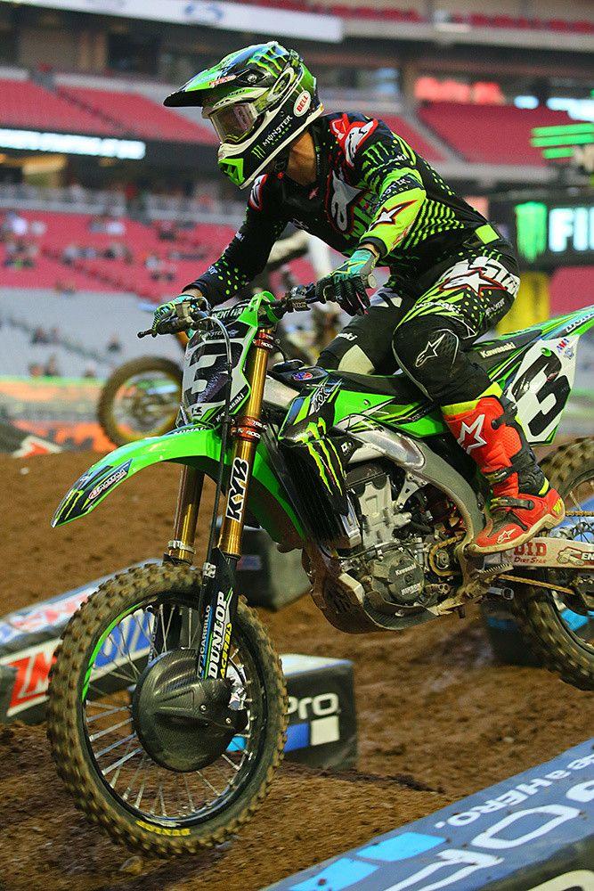 Eli Tomac Vital Mx Pit Bits Glendale Motocross Pictures