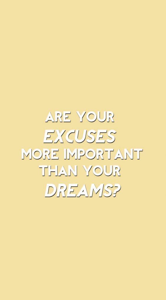 80+ Excuse Quotes