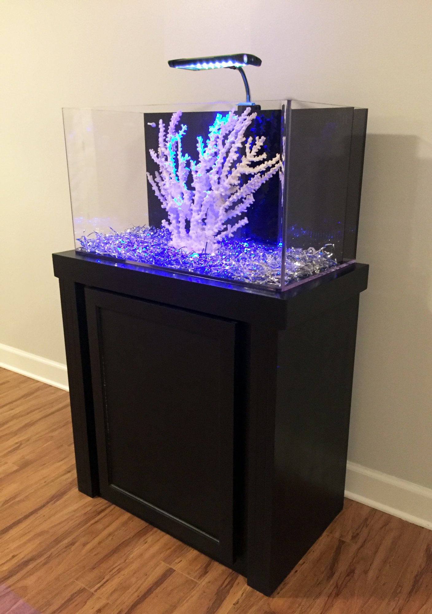 diy multi product gdbtqsc impressed light the aquarium decided to final tank zzwcr pretty stand a with gallery