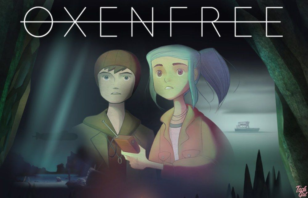 Game You Might Have Missed - Oxenfree | Oxenfree, Epic ...