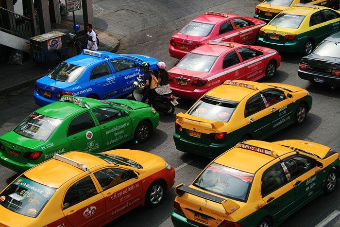 Cityyyyyyyyyyyyyyyyy Taxi Driver Taxi Bangkok