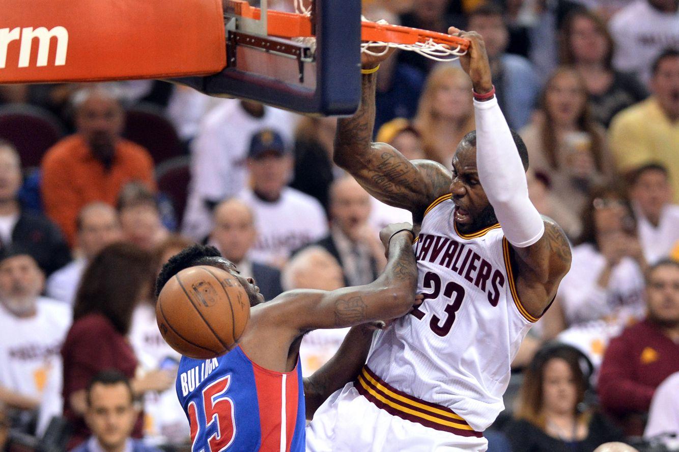 Move Yung Man!! Nba playoffs, Usa today sports, Detroit