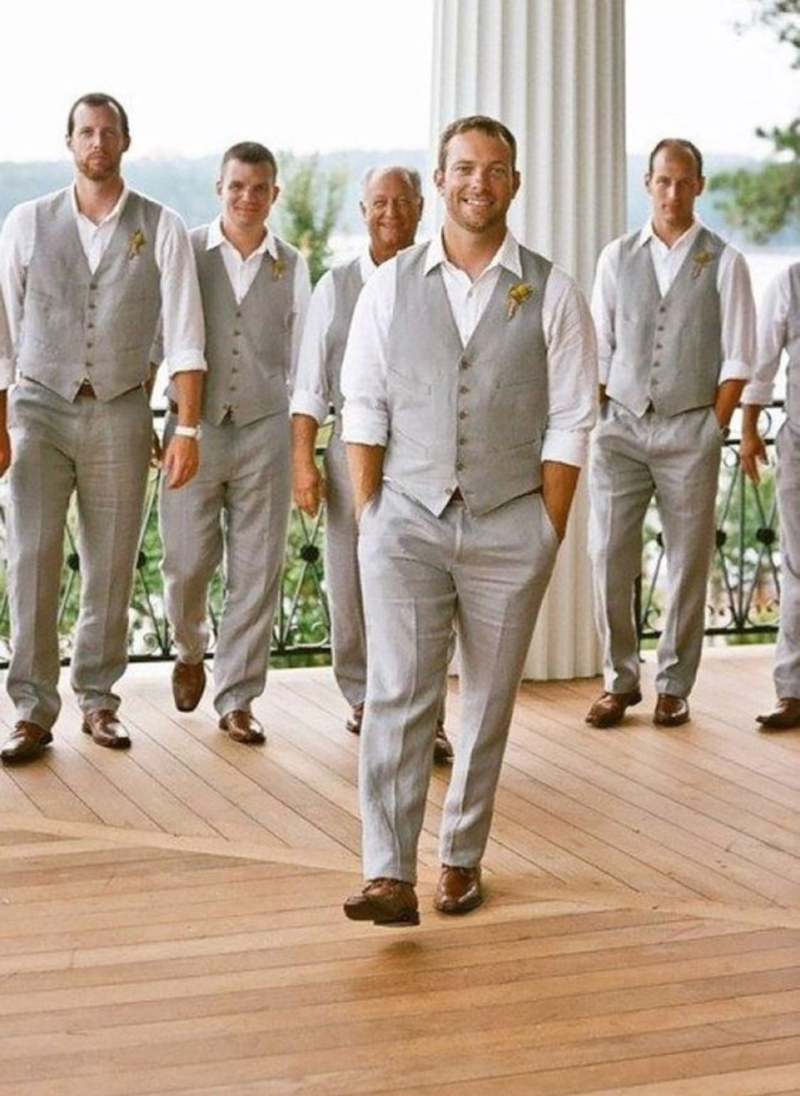 Pin by Sarah Pollo on Cow and Chicken Wedding Mens beach