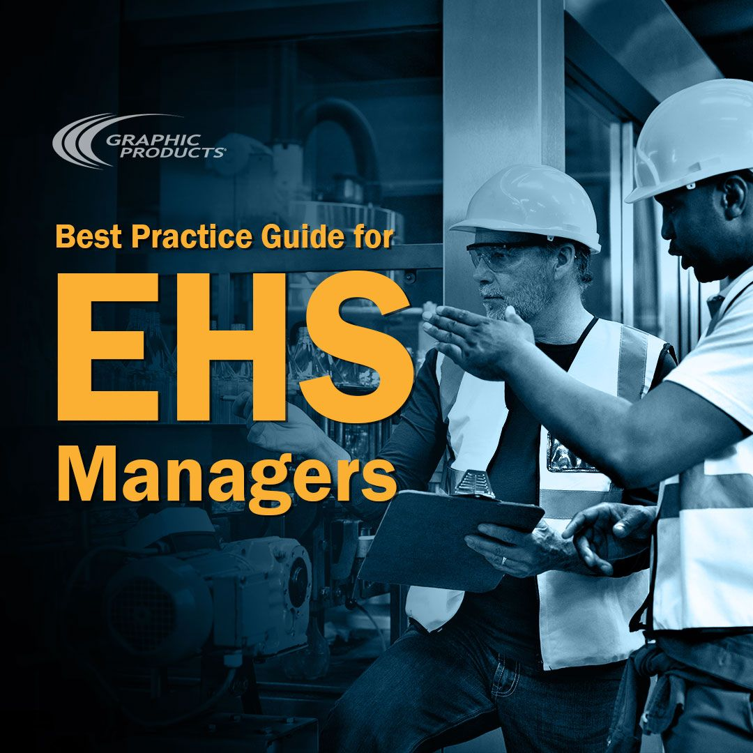 Meet your commitment to safety easily with our FREE EHS
