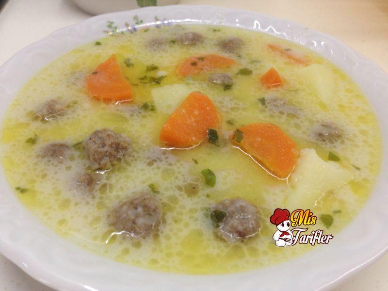 sulu-yemek-sulu-kofte | çorba tarifleri / soup | Pinterest