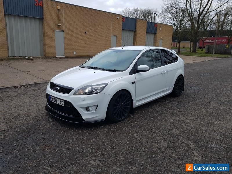 Car For Sale Ford Focus St Low Mileage Modified