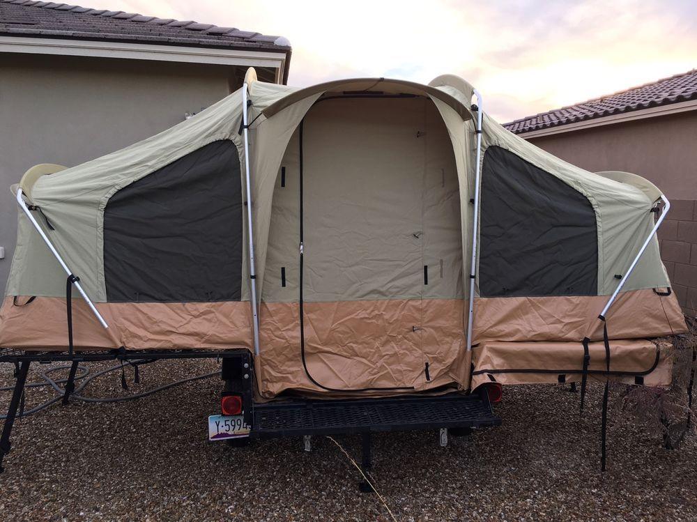 LIFETIME TENT TRAILER 65043 & Lifetime tent trailer 65043 | Lifetime tent trailer