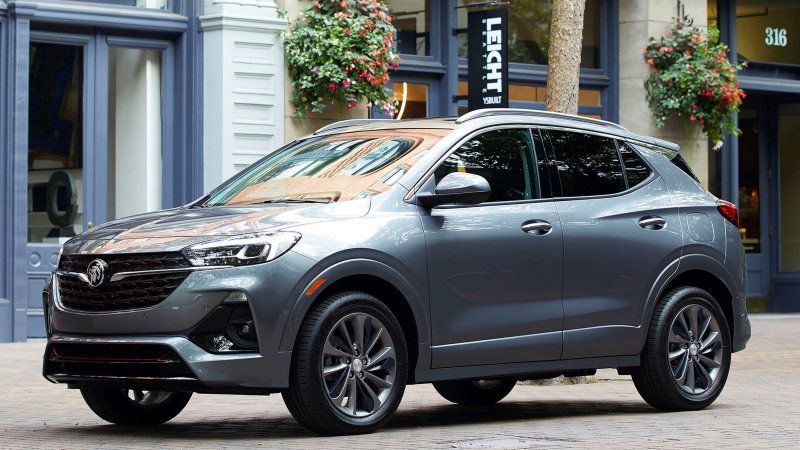 Buick Encore Gx Fuel Economy 31 Mpg Combined