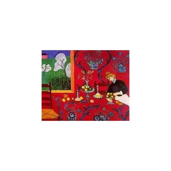 Matisse en el Museo de Bellas Artes de Granada Museos del Mundo ❤ liked on Polyvore featuring backgrounds