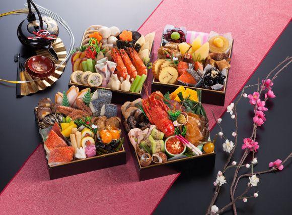 nouvel an à Tokyo osechi Nouvel an à Tokyo et au Japon, tout ce que vous pouvez faire : faire la fête, manger et célébrer #repasnouvelan
