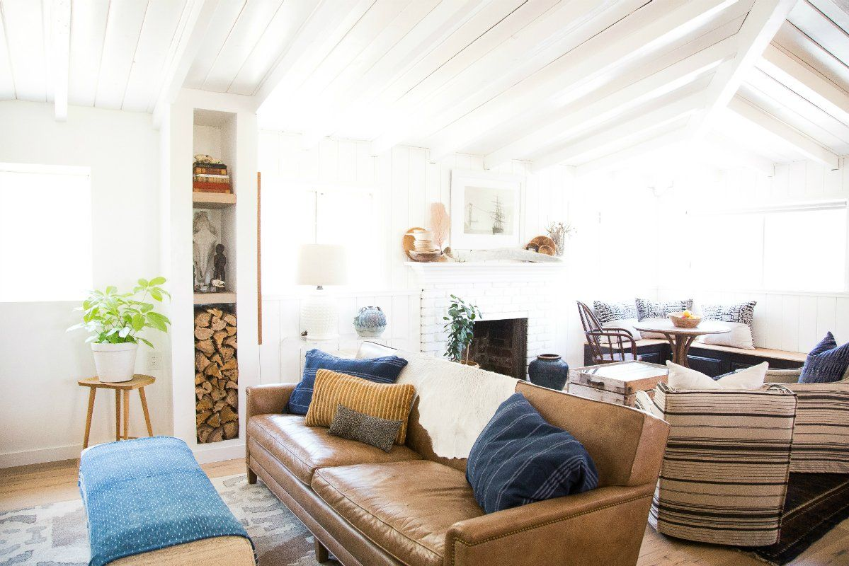 """Jennifer's """"Rustic Yet Refined"""" Home 