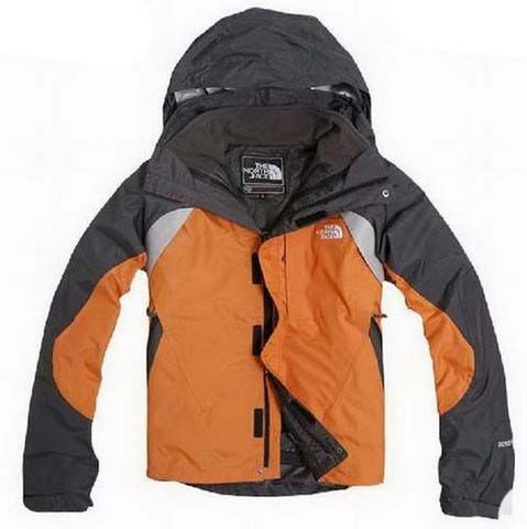 b3ca6e3b8 North Face Triclimate 3 In 1 Jacket Mens Orange | North Face ...