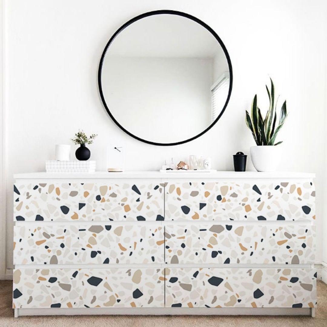 Che ne dite di personalizzare i vostri mobili Ikea? Con la ...