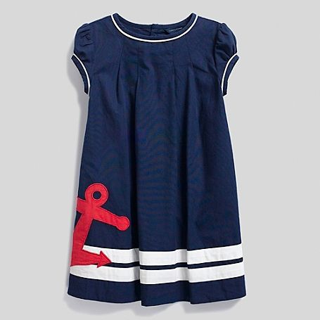 For my little sailor girl ;)