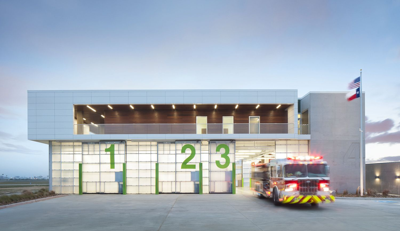 Galveston Fire Station 4