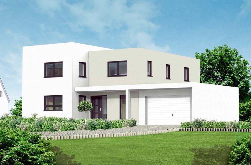 Awesome Moderne Häuser Bauen Pictures - Einrichtungs & Wohnideen ...